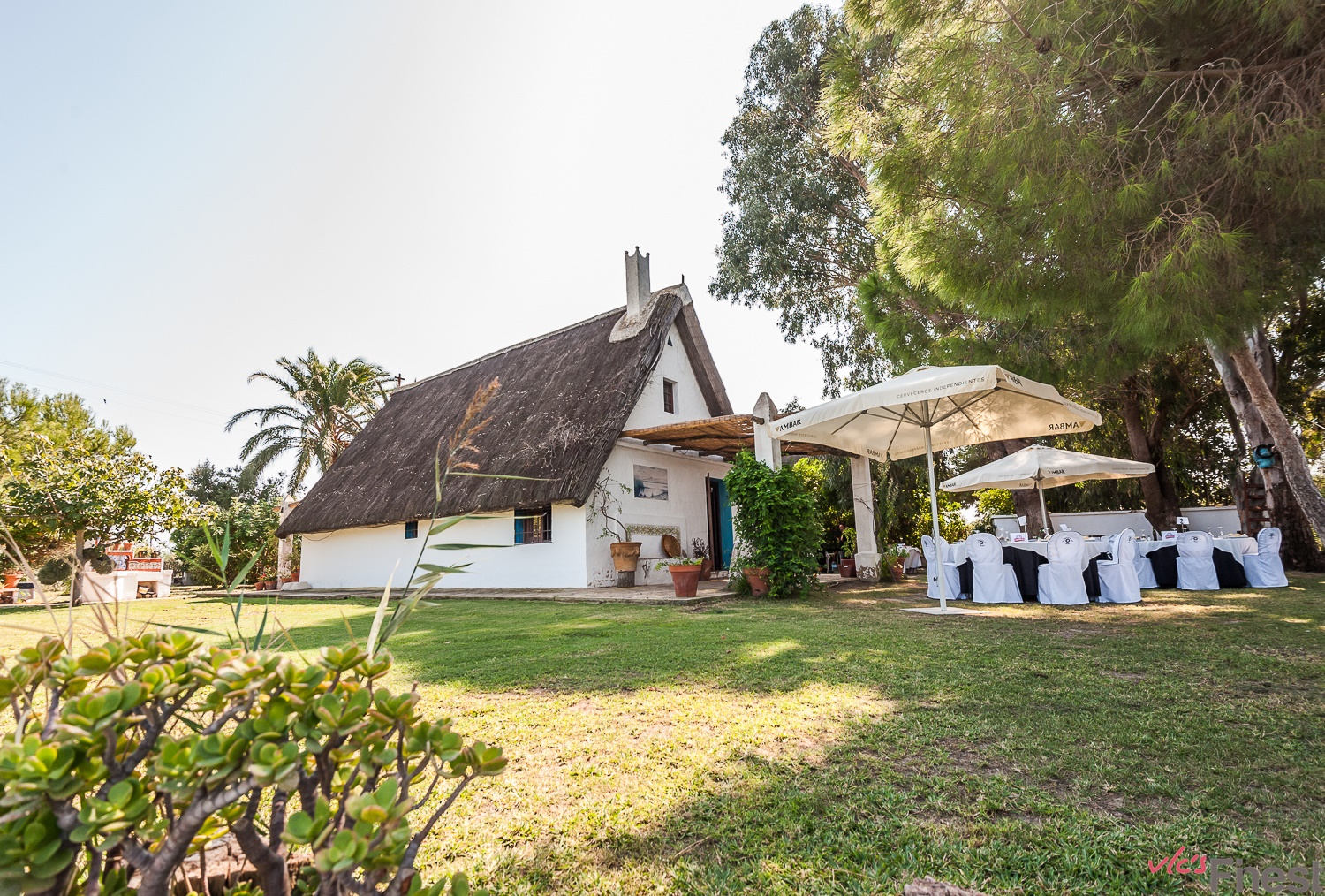 valencia land house albufera venue
