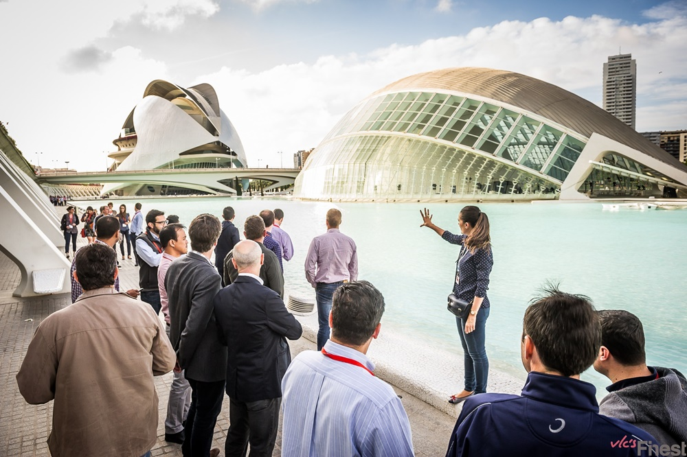 tours guides book by dmc in valencia spain